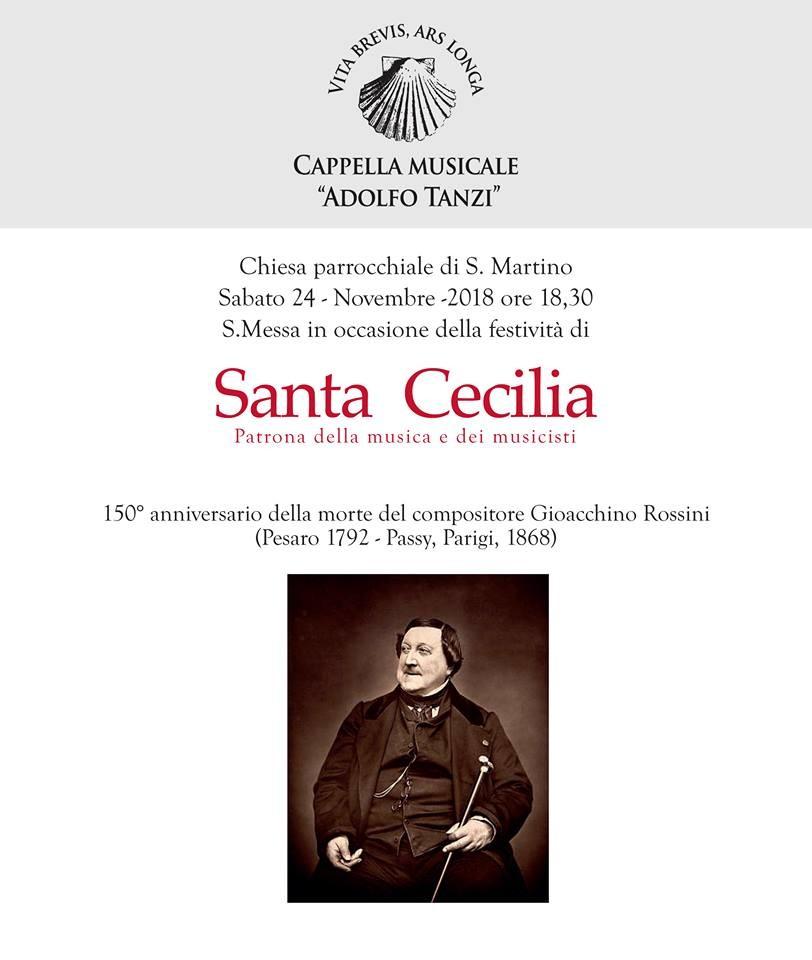 Festa di Santa Cecilia a Noceto