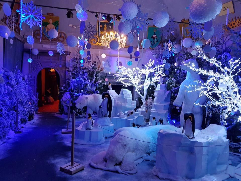 La Casa di Babbo Natale a Salsomaggiore