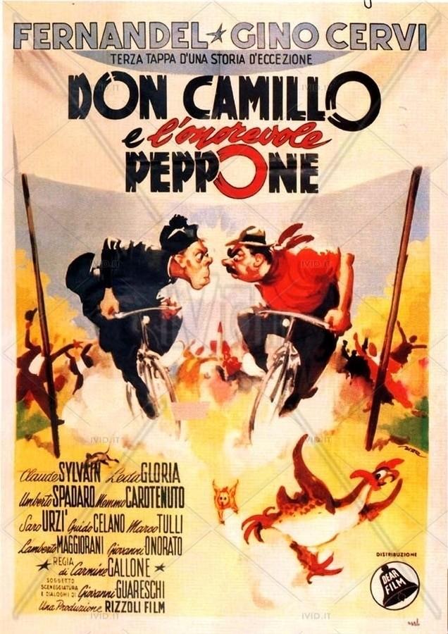 """""""Don Camillo e l'Onorevole Peppone """" al teatro Verdi, seguirà incontro"""