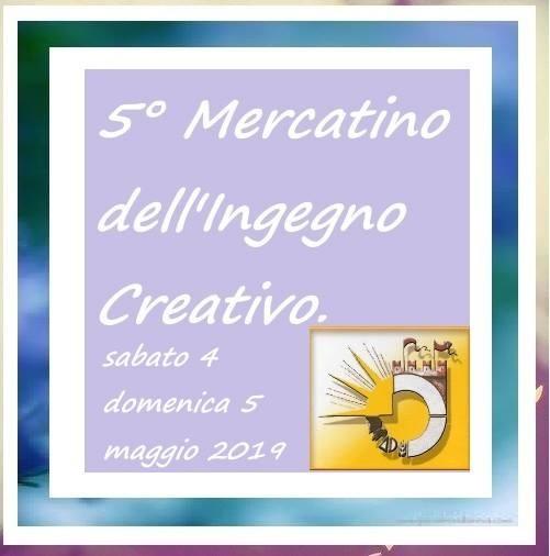 Mercatino dell'Ingegno Creativo a Soragna