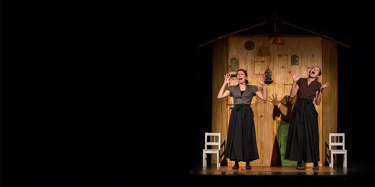 Rassegna domenicaAteatro: VALENTINA VUOLE piccola narrazione per attrici e pupazzi