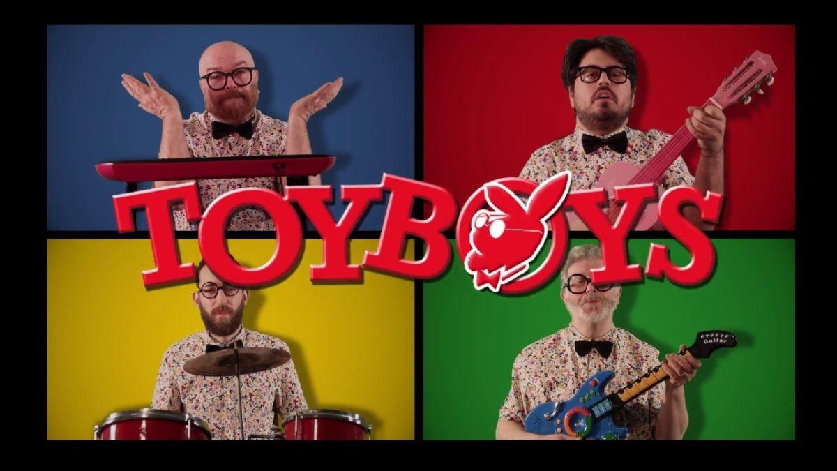 TEATROCARDIOGRAMMA VIVO: TOYBOYS, TEATRO LIVE / Comicità musicale