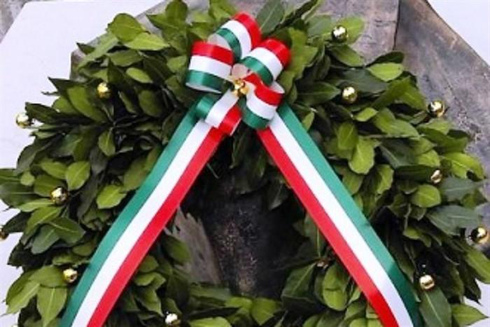 In località Braia di Corniglio commemorazione famiglia Bernini trucidata dai nezofascisti