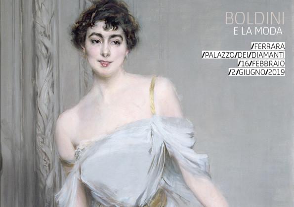 Boldini e la moda a Palazzo dei Diamati a Ferrara