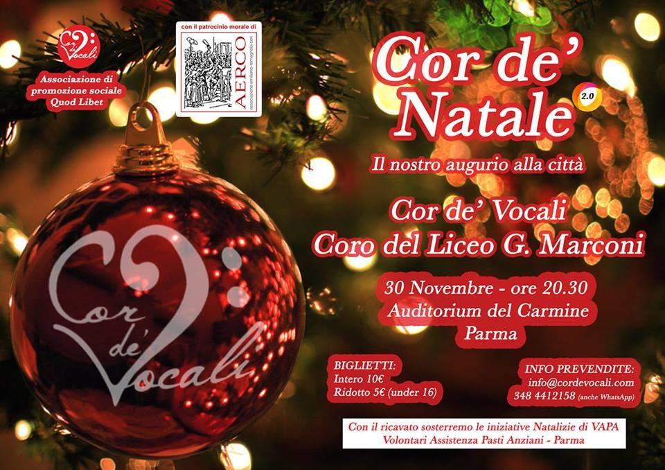 Cor de' Natale 2.0