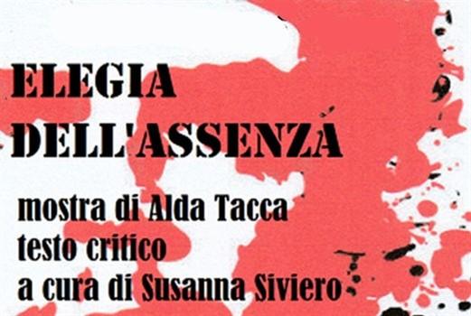 """""""Elegia dell'assenza"""", di Susanna Siviero"""