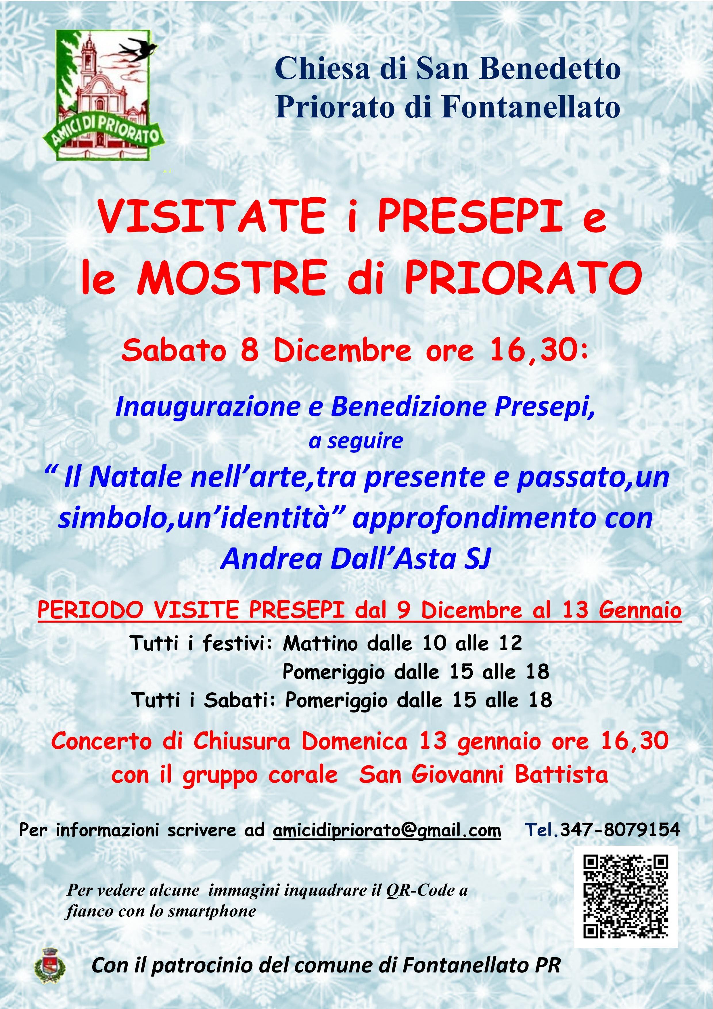""""""" Il Natale nell'arte,tra presente e passato, un simbolo, un'identità """" approfondimento con   Andrea Dall'Asta"""