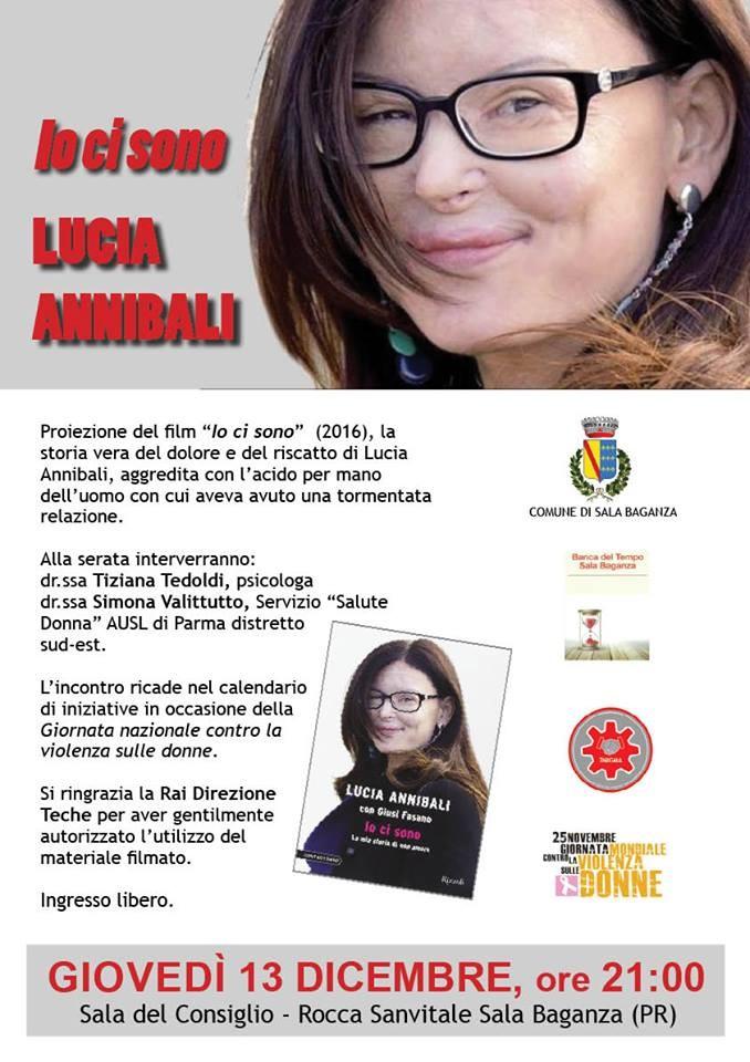 """""""Io ci sono"""" film che narra la vicenda dell'avvocatessa di Ancona Lucia Annibali sfregiata per mano del suo compagno"""