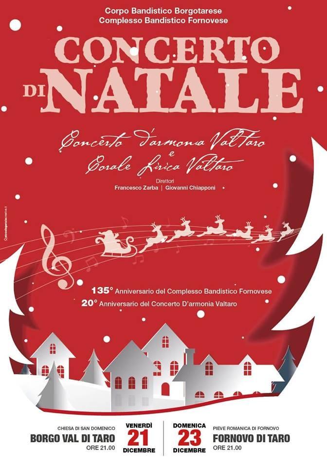 Concerto di Natale a Fornovo