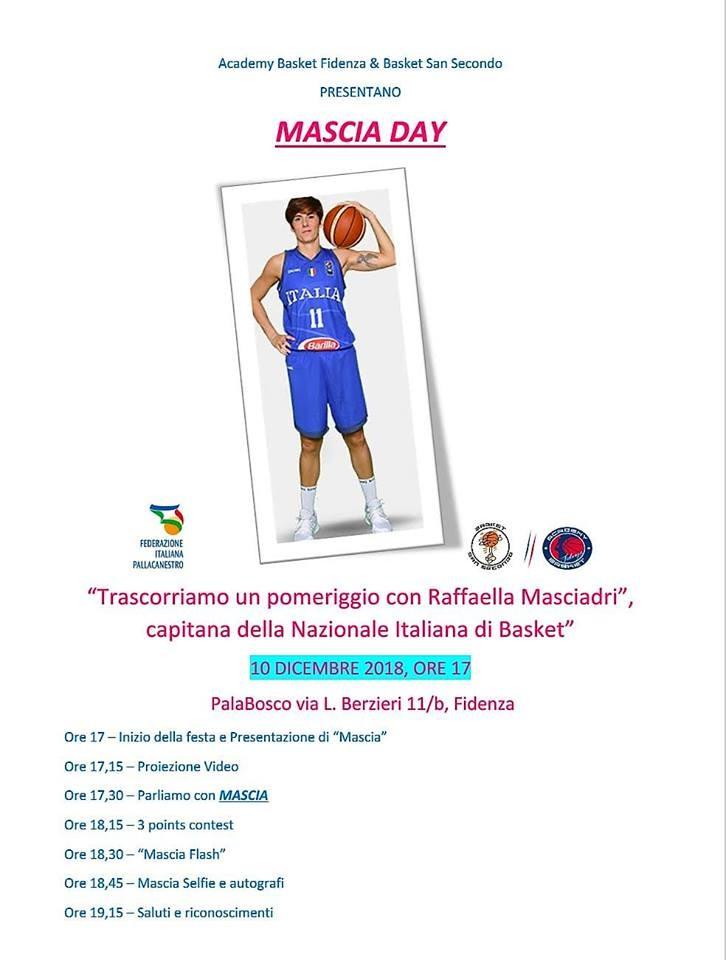 """""""Mascia day"""" a Fidenza"""