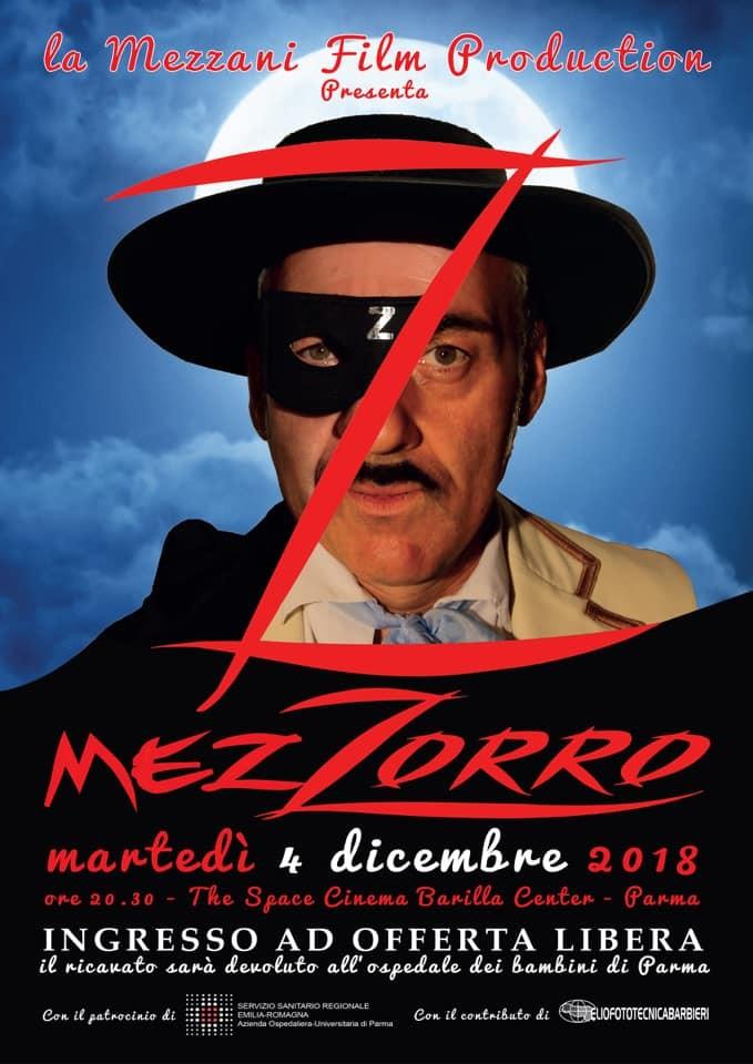 MEZZORRO sbarca in prima serata al Barilla Center