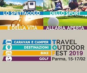 Travel Oudoor Fest alla Fiere di Parma