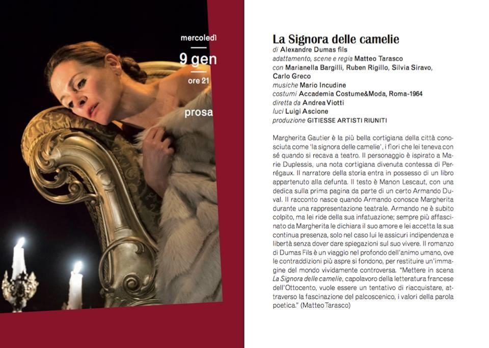 La signora delle camelie al Teatro Verdi di Busseto