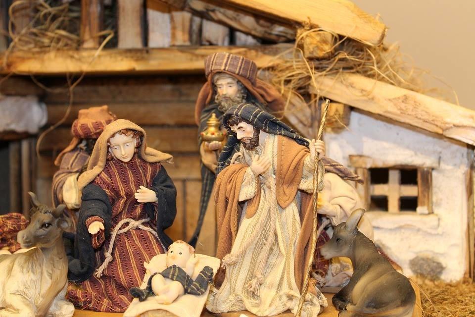 Esposizione del grande presepe artigianale  a Borgotaro