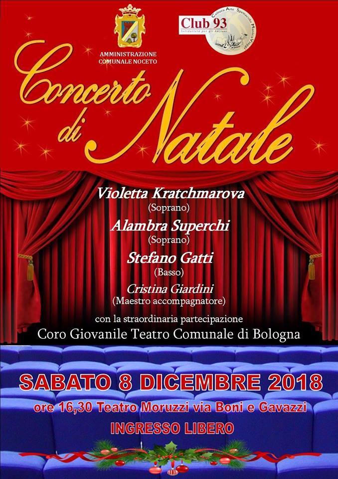 Concerto di Natale a Noceto