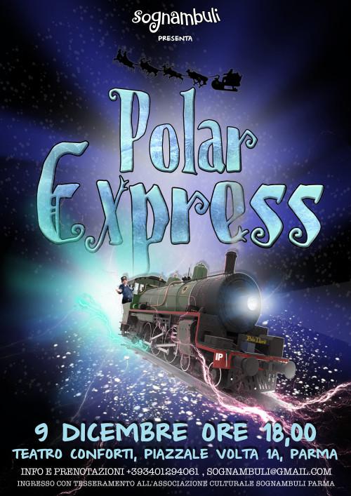 Polar Express al Teatro Conforti