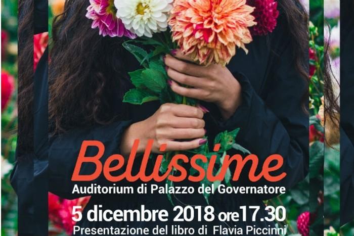 """Presentazione Libro """"Bellissime"""" a Palazzo del Governatore"""