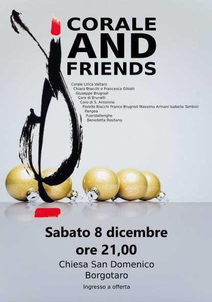 Corale e friends a Borgotaro