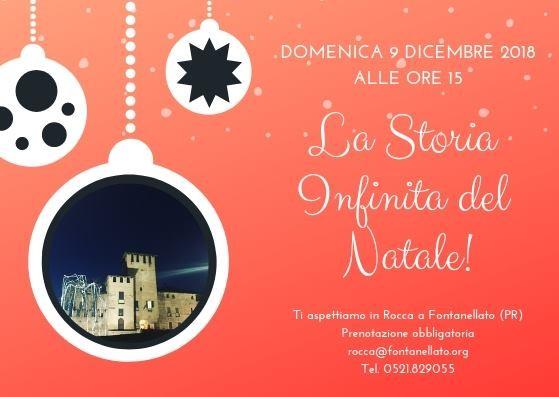 La storia infinita del Natale alla Rocca di Fontanellato