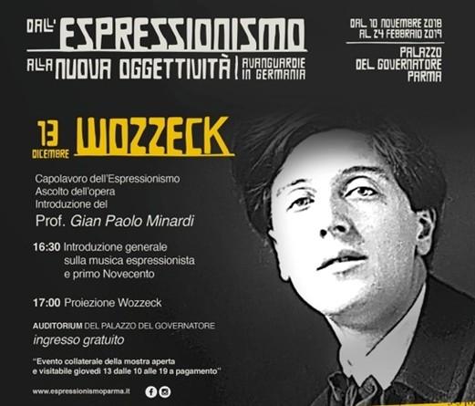 """""""Wozzeck"""", capolavoro dell'Espressionismo."""