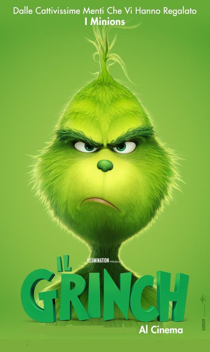 Il Grinch al Cinema Lux Fornovo