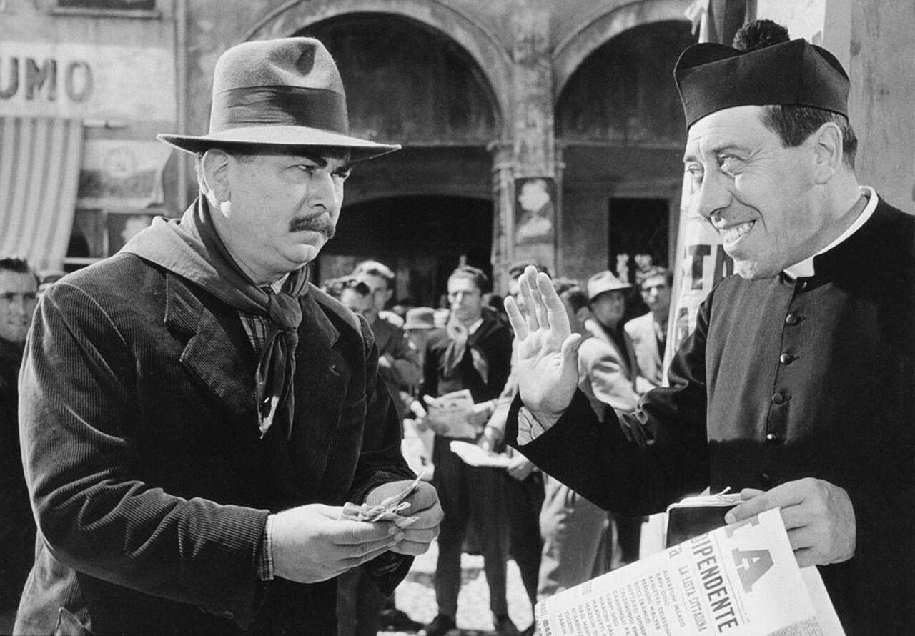 """BUSSETO FESTIVAL GUARESCHI: """"Giovannino, si mangia!"""" e proiezione del film"""