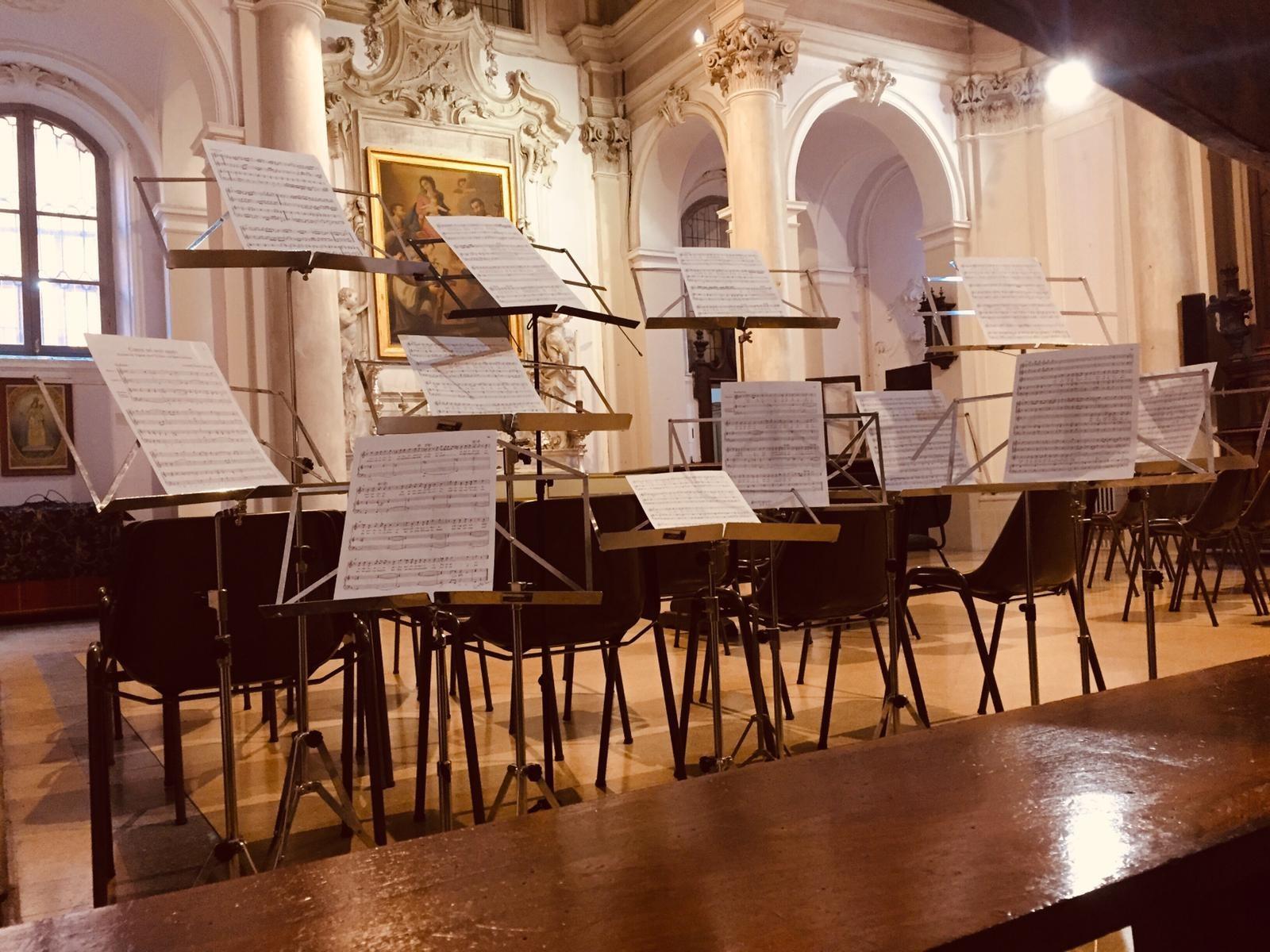 Amor vincit omnia  concerto benefico sulle note di Vivaldi e Corelli