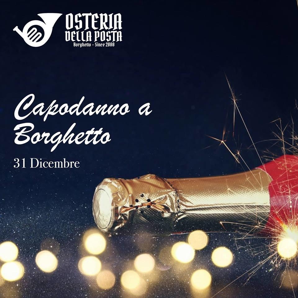 Capodanno a Borghetto