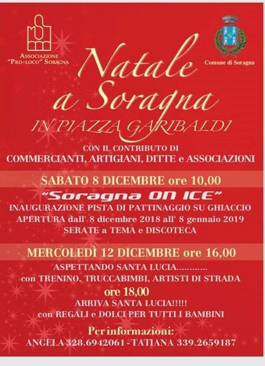 Natale a Soragna