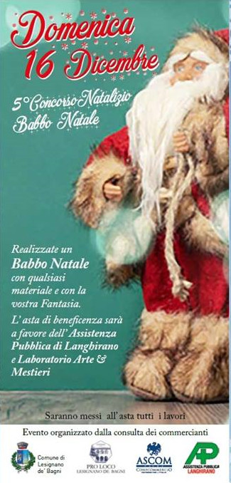 5° CONCORSO NATALIZIO BABBO NATALE