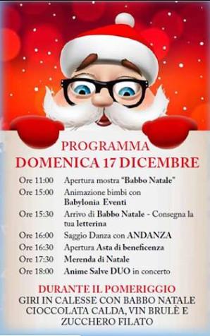 Natale a Lesignano: ASTA BENEFICA