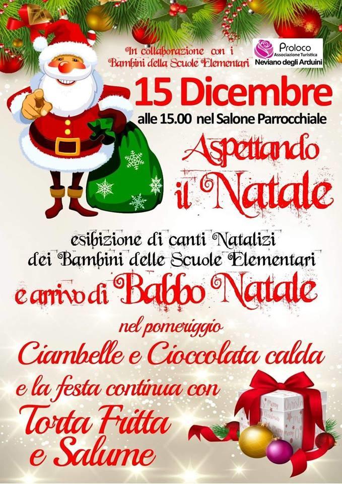 Aspettando Natale a Neviano