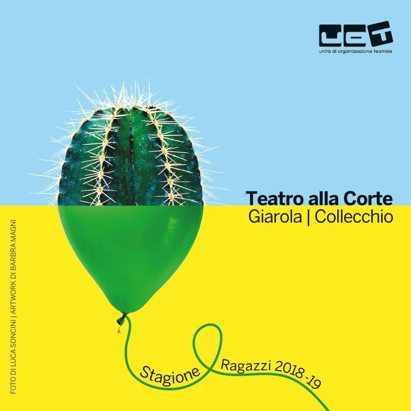 Rassegna Teatro Ragazzi 2018 -2019 Teatro alla Corte