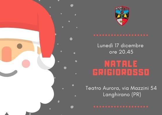Natale Grigiorosso a Langhirano