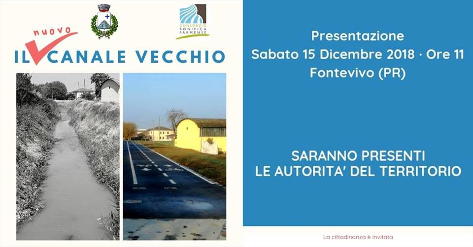 Restyling Canale Vecchio
