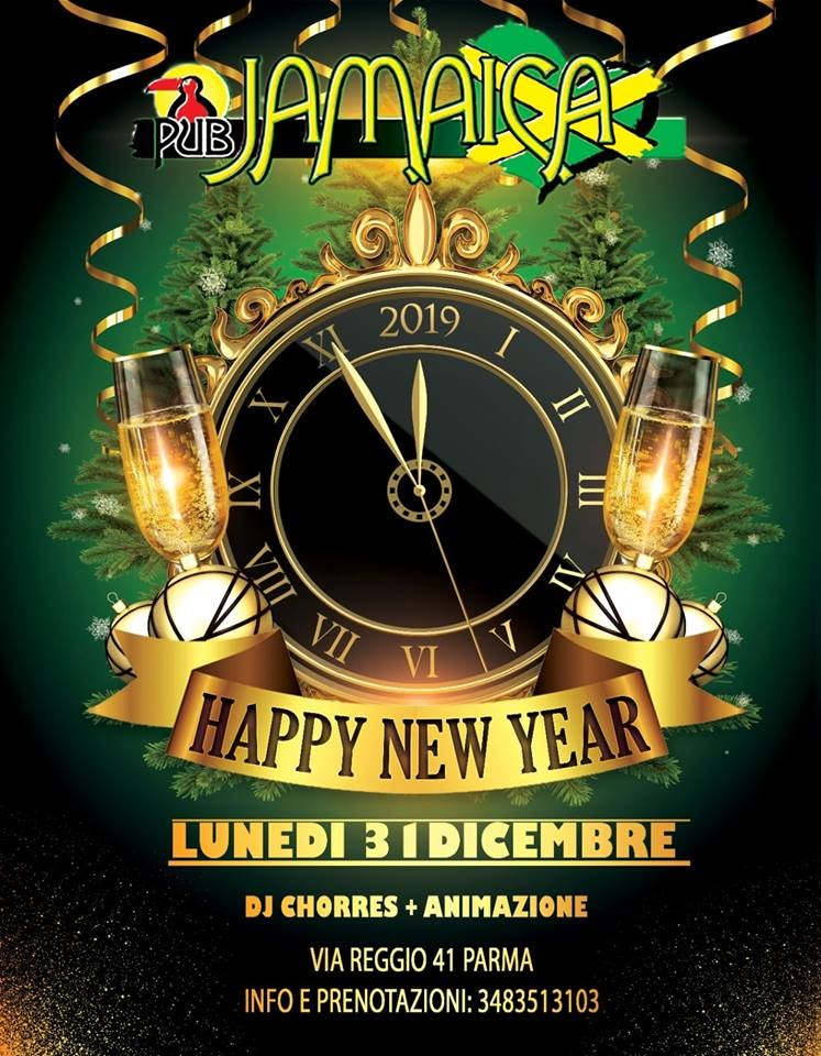 Festeggia l'arrivo dell'anno nuovo al JAMAICA
