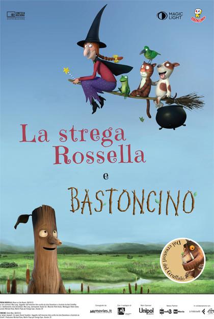 LA STREGA ROSSELLA E BASTONCINO al Cinema Astra Parma