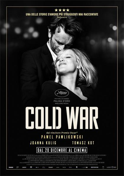 COLD WAR al Cinema Astra Parma