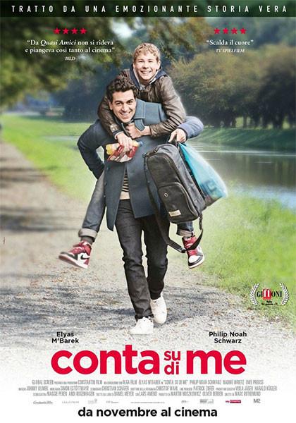 AL CINEMA GRAND'ITALIA TRAVERSETOLO: CONTA SU DI ME