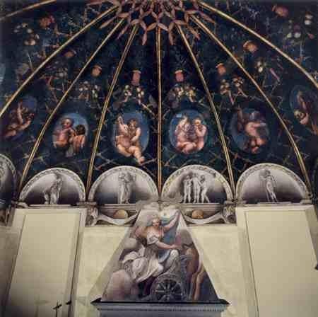 Visita guidata alla Camera di San Paolo e l'Antica Spezieria Benedettina.