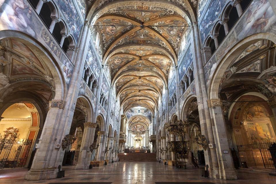Concerto del gruppo vocale e strumentale Par.M.A -Parma Musica Antica nella Cattedrale di Parma