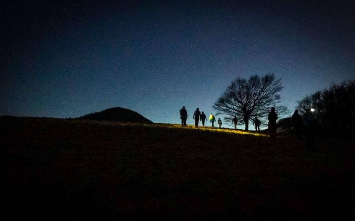 Notte dei desideri: fuoco e Stelle cadenti delle  Geminidi