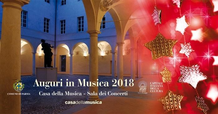 Auguri in musica alla Casa della Musica