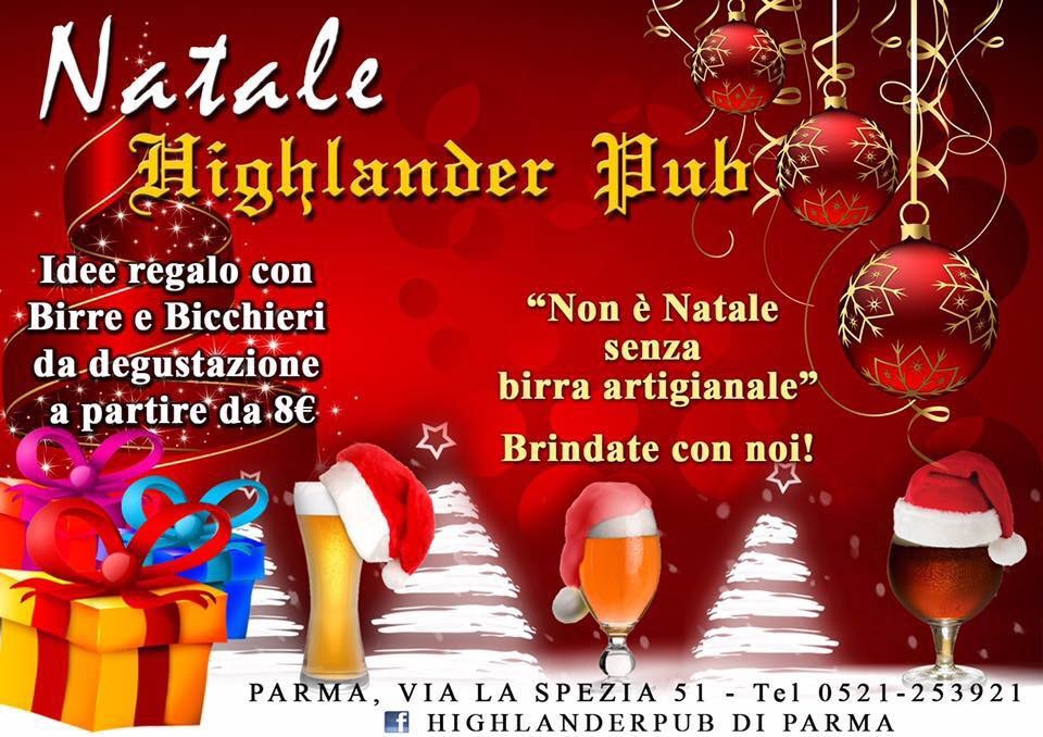Highlander pub per i tuoi regali
