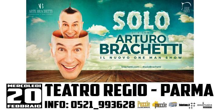 Arturo Brachetti – SOLO -