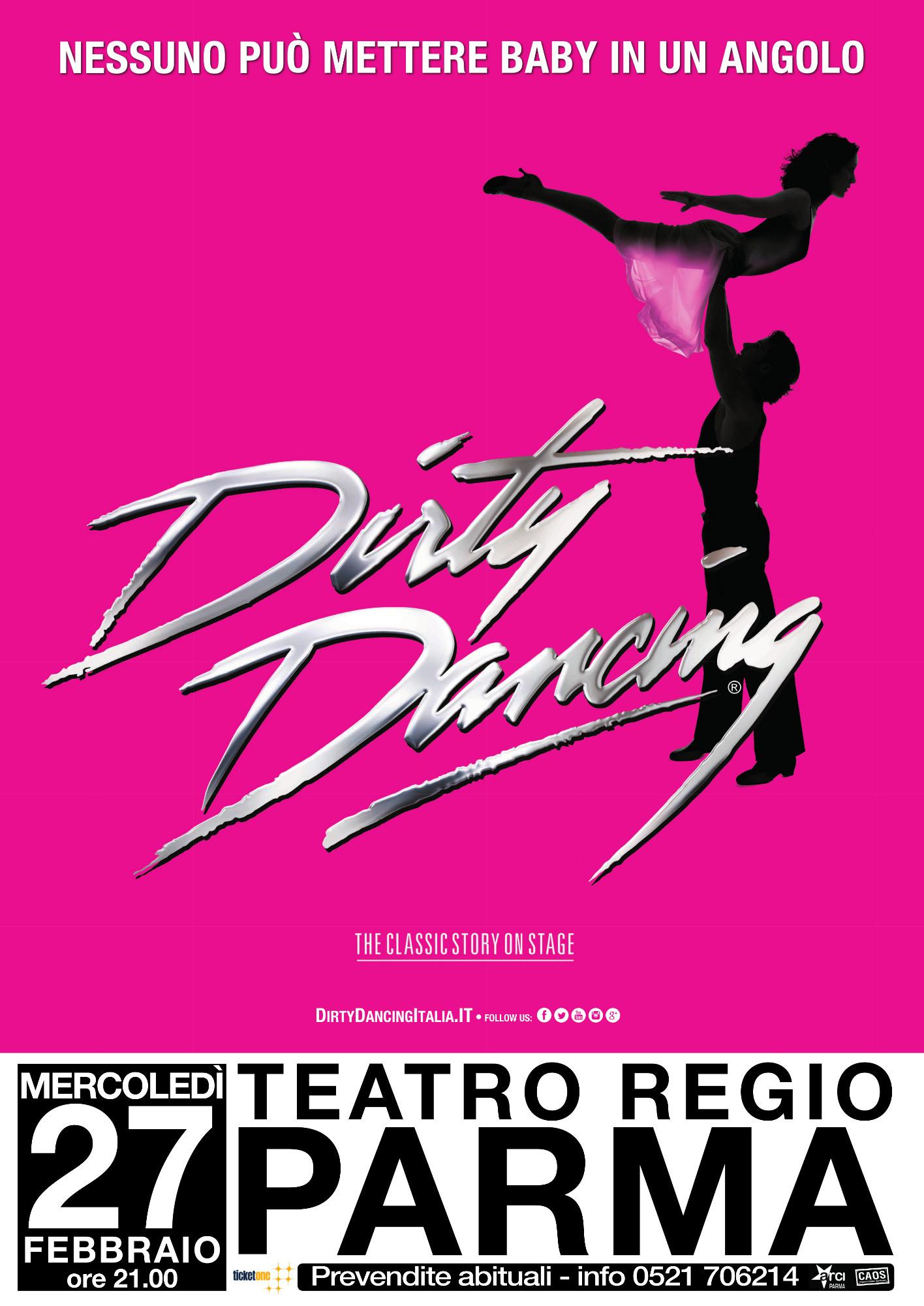 DIRTY DANCING al Teatro Regio