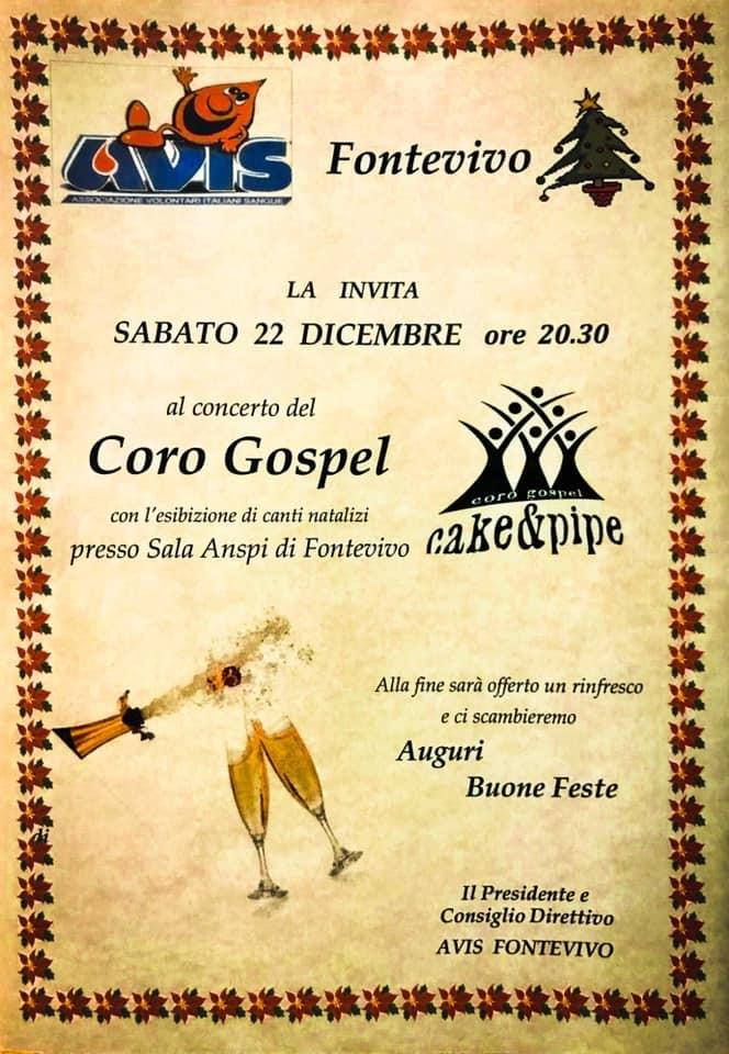 Concerto Gospel a Fontevivo
