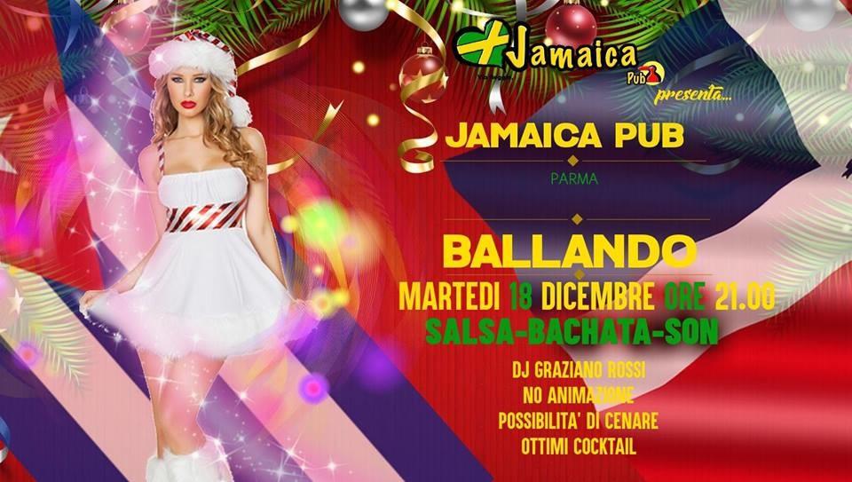 Ballando al Jamaica pub