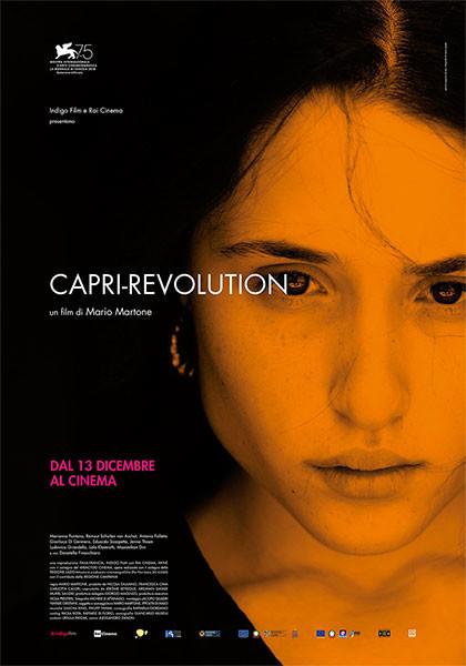 CAPRI REVOLUTION  In concorso al Festival di Venezia al Cinema D'Azeglio