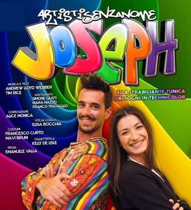Joseph e la strabiliante tunica dei sogni in technicolor